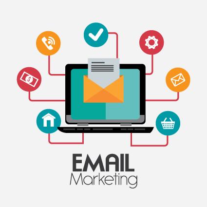 Att marknadsföra sig via e-post